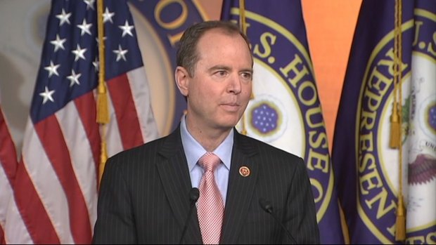 [NATL] Schiff Responds to Nunes' Discussions With White House