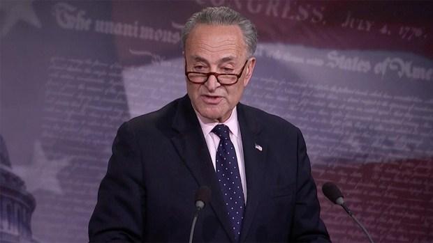 [NATL] Senators React to Comey Firing: 'Everyone Will Suspect Coverup'
