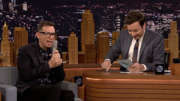 [NATL] 'Tonight': Fred Armisen's Noise Remix