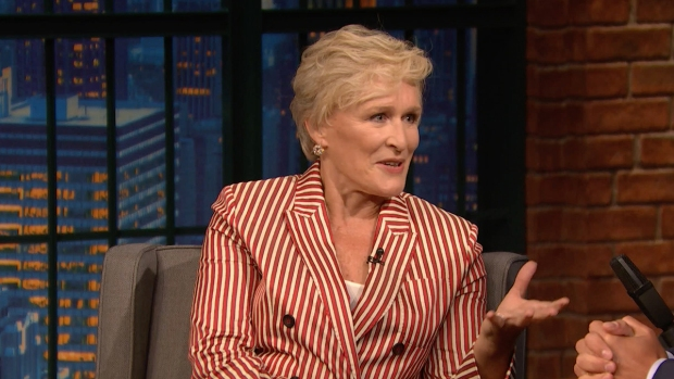 [NATL] 'Late Night': Glenn Close Talks About 'The Wife'