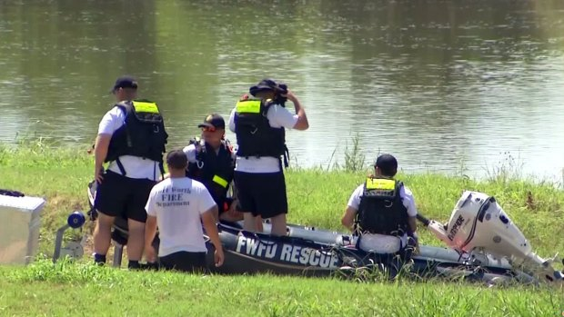 Search Area Expands For Missing Kayaker