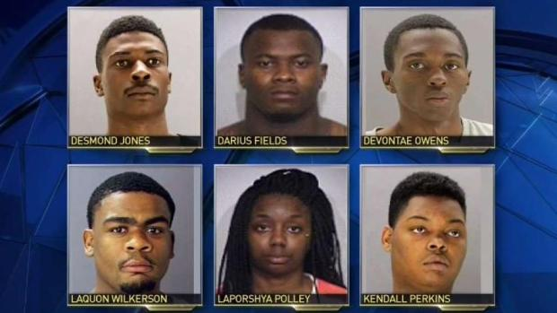 Suspect in Shavon Randle Case Appears in Court