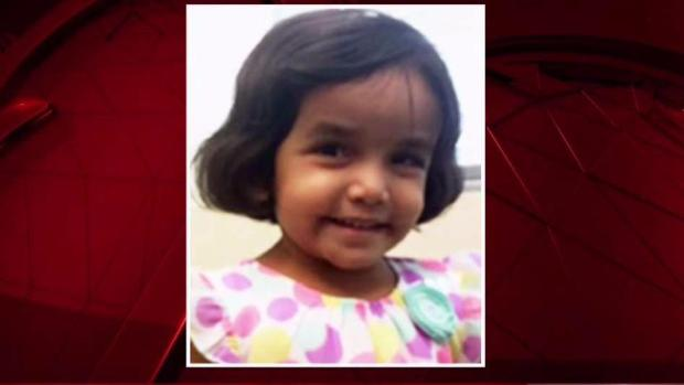 [NATL-DFW] Body ID'd as Sherin Mathews; Father Says She Choked on Milk