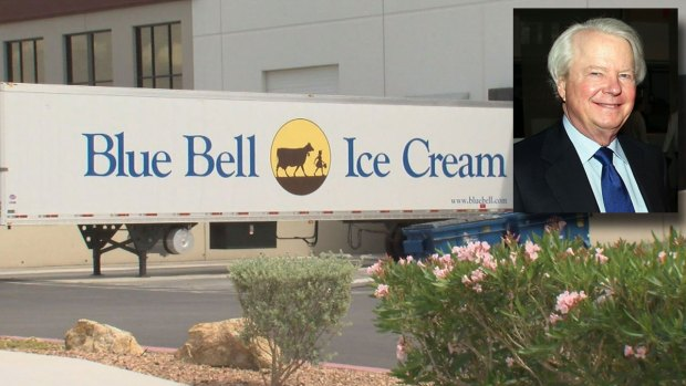 Fort Worth Billionaire Sid Bass Invests in Blue Bell Ice Cream