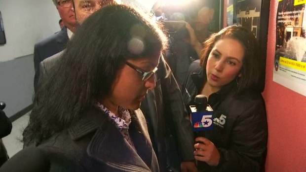 Sini Mathews Still Silent; Next Custody Hearing Set for Nov. 29