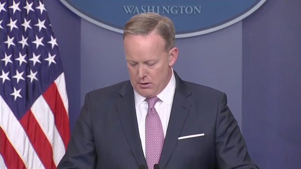 [NATL] Spicer Talks TPP, Mexico City Policy and Hiring Freeze