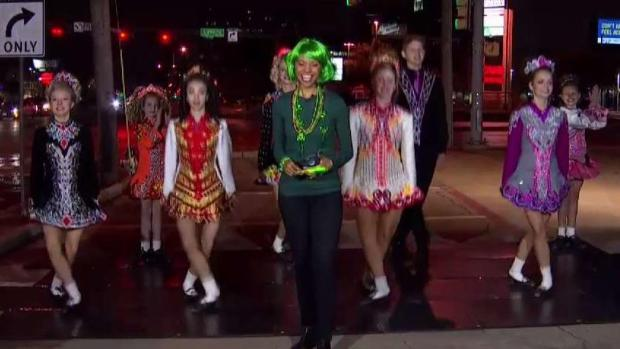 St. Patrick's Day Preps Begin In Dallas