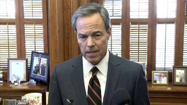 [DFW]Texas Speaker Joe Straus Not Seeking Re-Election