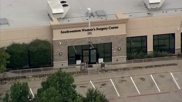 Suspicious Device Found at Dallas Abortion Clinic
