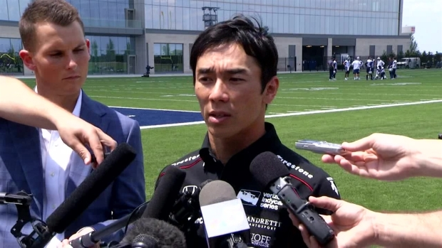 Indy 500 Winner Takuma Sato Previews Texas Motor Speedway