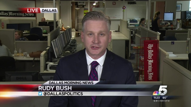 TDMN's Rudy Bush Weighs In on Same-Sex Marriage