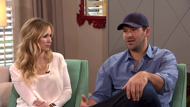 Tony Romo Opens Up About His Marriage
