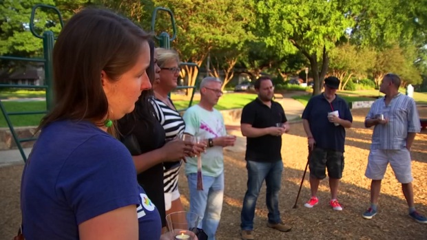 [DFW] Friends Hold Vigil For Trans Woman Found In White Rock Creek