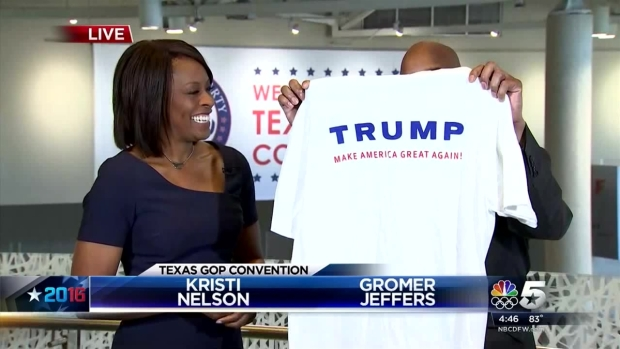 [DFW] Delegates at Texas GOP Convention Support Trump