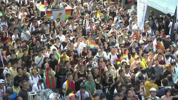 [NATL] Taiwan Votes to Legalize Same-sex Marriage
