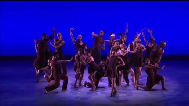 "[DFW 12/31/17] ""Behind The Scenes"" with Dallas Black Dance Theatre"