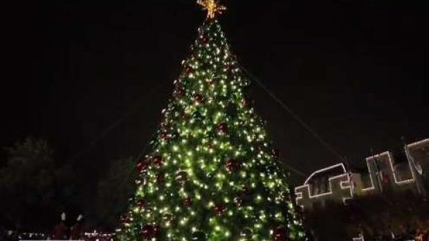 Christmas In The Square 2018