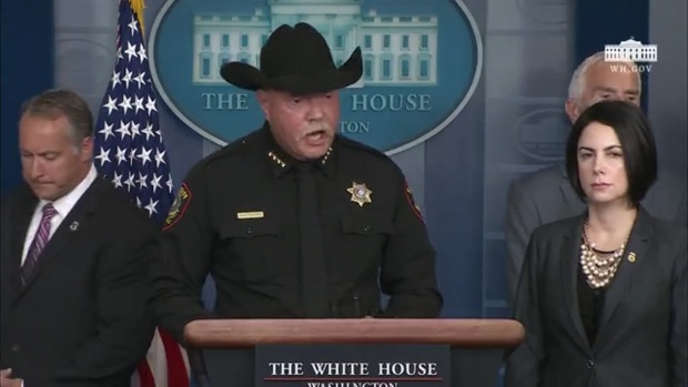 Tarrant Co. Sheriff Under Scrutiny Over Immigration Comments at White House