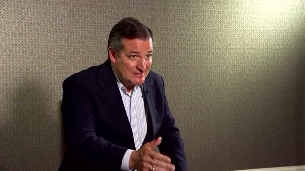 [DFW] Raw Video: Sen. Ted Cruz Talks Health Care, Veterans in North TX