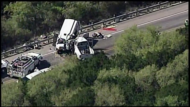 [DFW] Head-On Collision Causes Multiple Fatalities in Hill Country