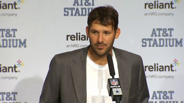 [DFW Blue Star] It Does Feel Good to Win: Romo