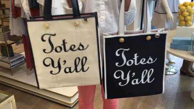 Top-Selling Tote in Witherspoon Pop-Up Shop