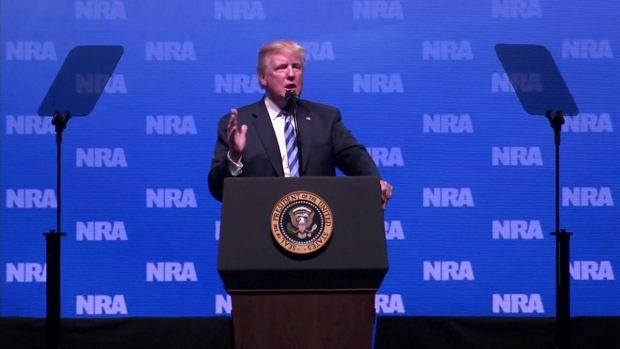 [DFW] President Trump's Full NRA Convention Speech