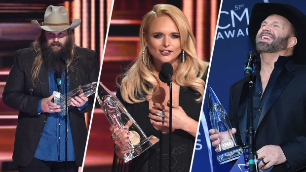 2017 CMA Awards: Top Moments, Red Carpet Looks