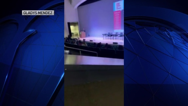 UNT Crowd Reacts Moments After Woman Uses Racial Slur