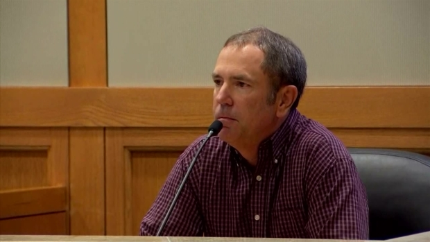 Victim Impact Statement: Mark Morris, Father of Christina Morris