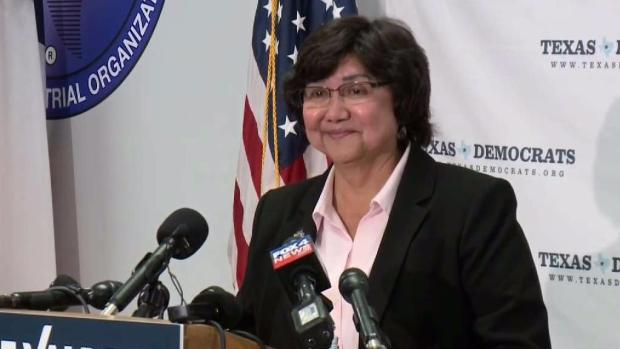 [DFW] Dallas County Sheriff Lupe Valdez to Run for Texas Governor