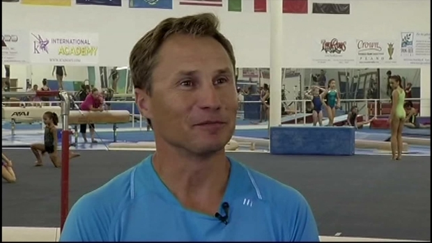 Valeri Liukin to Lead Team USA Gymnastics