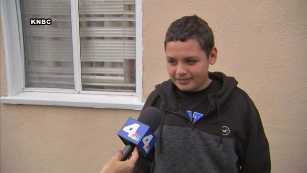 [NATL-LA] Video: Boy Describes Spending Nearly 12 Hours in Underground Sewer System