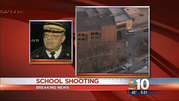 [PHI] Manhunt for Suspects Widens in School Shooting