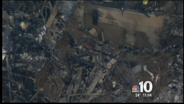 [PHI] Deadly Explosion Kills a Woman in NJ