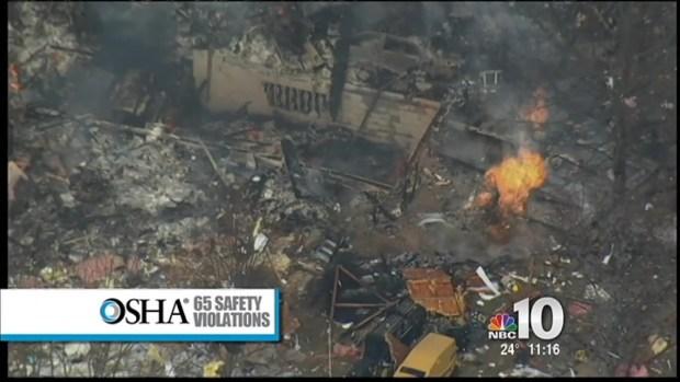 [PHI] OSHA to Investigate Deadly NJ Blast