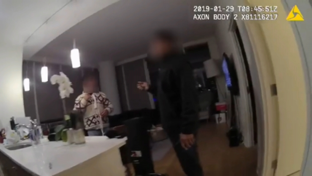 [NATL CHI] Bodycam Footage Shows Jussie Smollett With Noose Around Neck