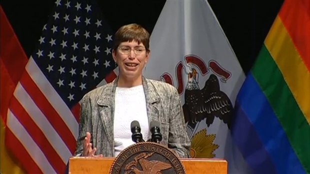 [CHI] Sheila Simon: 'Time to Stop Planning Rallies and Start Planning Weddings'