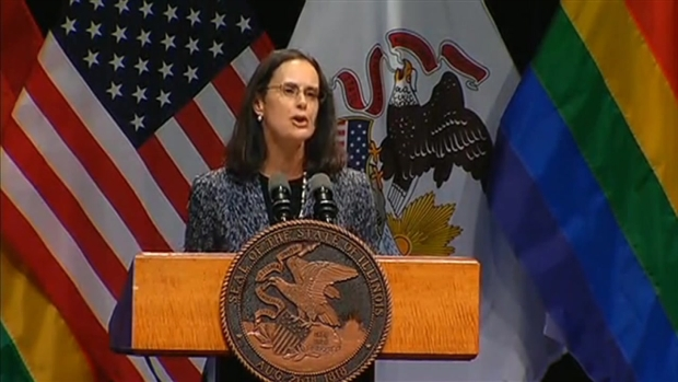 [CHI] Lisa Madigan: 'Our Fight for Equality is Not at an End'