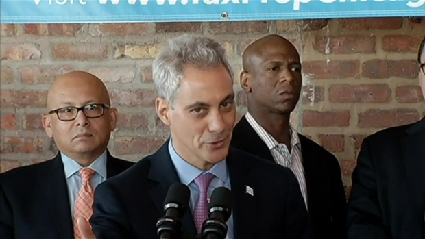 [CHI] Emanuel Wants Obama Presidential Library in Chicago