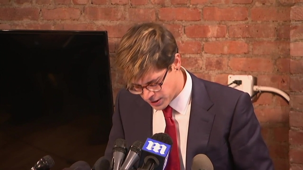 [NATL-NY] Milo Yiannopoulos Resigns From Breitbart News