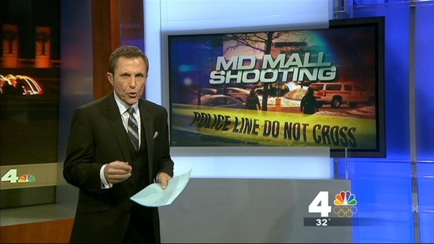 [DC] Columbia Mall Shooting, Complete Coverage from News4 at 11
