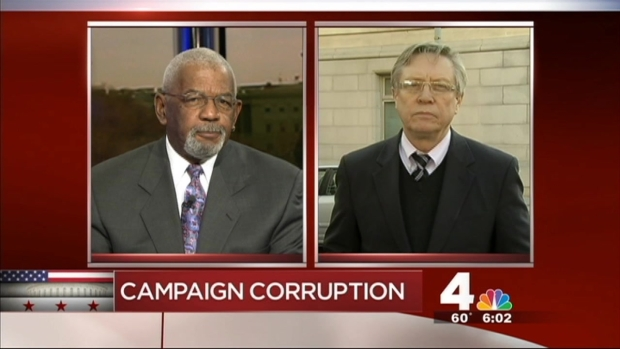 [DC] Feds: Illegal Donations Went to Gray's Campaign