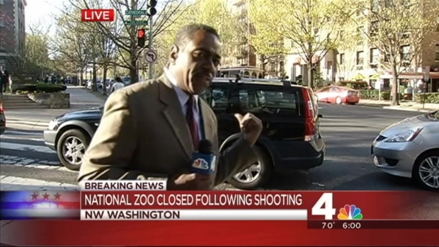 [DC] Police Look for Second Victim in Shooting Near National Zoo