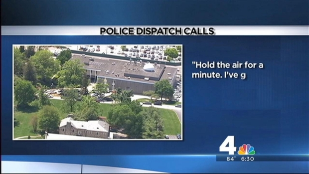 [DC] Dispatch Calls About the TV Station Standoff