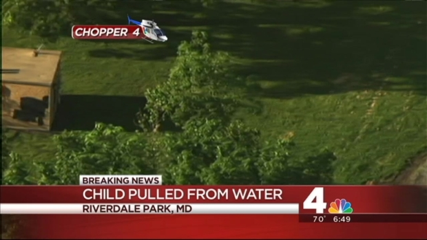 [DC] 6-Year-Old Rescued From Anacostia River
