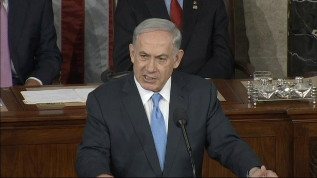 "[NATL-DC] Netanyahu to Congress: Iran, ISIS in a ""Game of Thrones"""