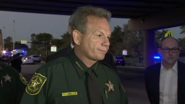 [NATL-MI] Broward Sheriff Gives Details on School Shooting Suspect