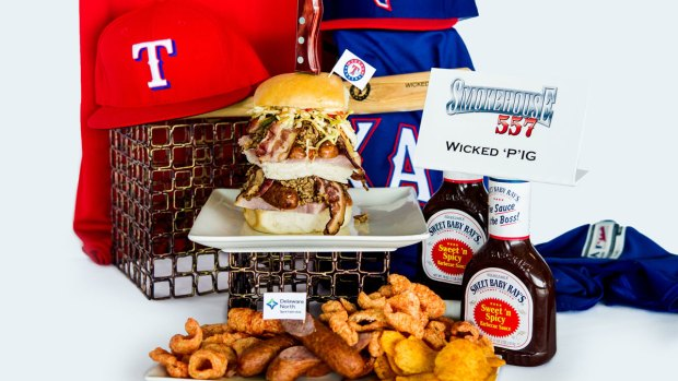 Rangers Unveil New Concessions for 2016 Season