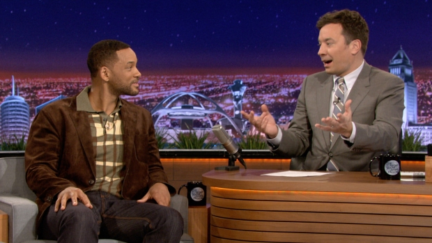 [NATL] Watch: Will Smith Beat Boxes With Jimmy Fallon